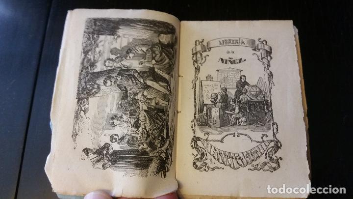 Libros antiguos: 1858 - CAMPE - El nuevo Robinson, historia moral, reducida a diálogos - TOMO I - Foto 2 - 205828680