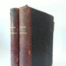 Libros antiguos: BARCELONA Y SUS MISTERIOS POR ANTONIO ALTADILL ,5°A ED.1891. Lote 206192517
