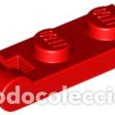 Libros antiguos: LEGO 60478 GRIS OSCURO AZULADO PLANCHA MODIFICADA 1 X 2 CON ASA EN EL EXTREMO CJN5. Lote 206275385