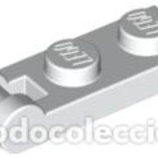 Libros antiguos: LEGO 60478 BLANCO PLANCHA MODIFICADA 1 X 2 CON ASA EN EL EXTREMO CJN5. Lote 206275543