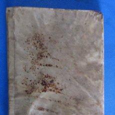Livros antigos: NOU MANUAL DE CUINAR AB TOTA PERFECCIÓ. NUEVO MANUAL DE GUISAR CON TODA PERFECCIÓN. BARCELONA, S/F.. Lote 206362600