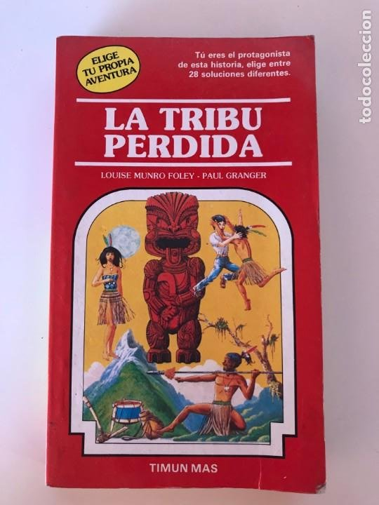 Libros antiguos: LOTE 9 - ELIGE TU PROPIA AVENTURA -- TIMUN MAS+DUNGEONS AND DRAGONS - Foto 9 - 176409364