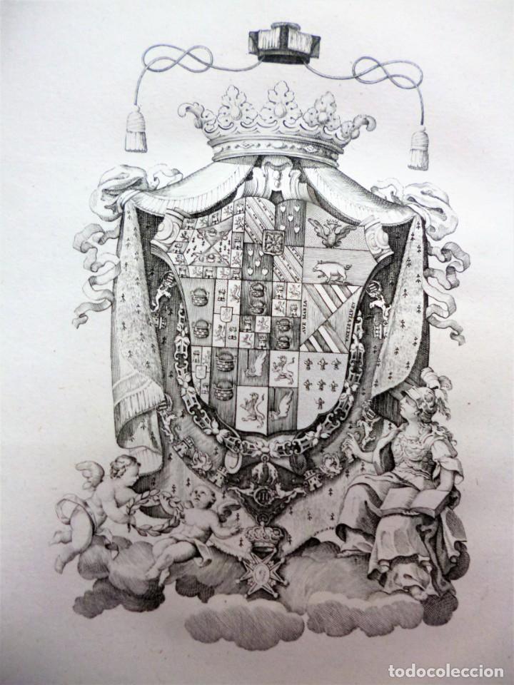 Libros antiguos: CAROLO TERTIO... HOCCE LITTERARIUM SPECIMEN, quod pro obtinenda... - Foto 4 - 206521285
