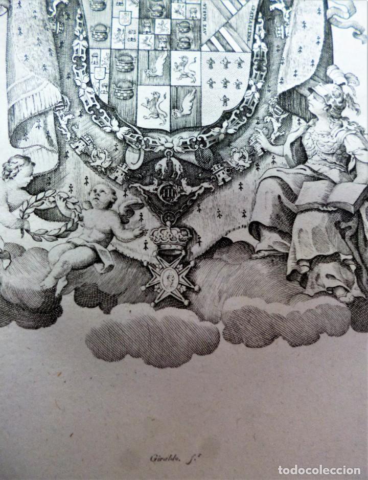 Libros antiguos: CAROLO TERTIO... HOCCE LITTERARIUM SPECIMEN, quod pro obtinenda... - Foto 5 - 206521285