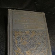 Libros antiguos: METODOLOGIA Y CRITICA HISTORICAS. P. GARCIA VILLADA. COMO SE APRENDE A TRABAJAR CIENTIFICAMENTE.1912. Lote 206522575