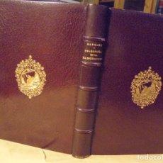 Libros antiguos: CAPMANY. FILOSOFÍA DE LA ELOCUENCIA. 1777. BRUGALLA. Lote 206562993