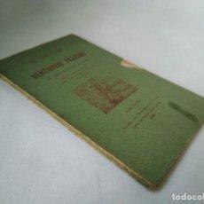 Libros antiguos: LO ROMIATGE DEL VENTUROS PELEGRÍ. BARCELONA, 1903.. Lote 206750721