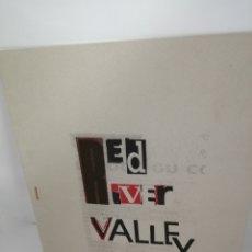 Libros antiguos: RED RIVER VALLEY DE JIMMY R. JUMP Y RAFAEL HERNANDEZ RICO (VERSION CASTELLANA). Lote 206844073