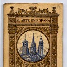 Libros antiguos: BASSEGODA, BUENAVENTURA. LA CATEDRAL DE BARCELONA. S.A. (HACIA 1925) [«EL ARTE EN ESPAÑA»].. Lote 206912867