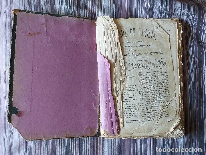 Libros antiguos: La Madre de familia. Enriqueta Lozano Vilchez, 1879. Año completo. Literatura, mujer, historia, XIX - Foto 8 - 57927374