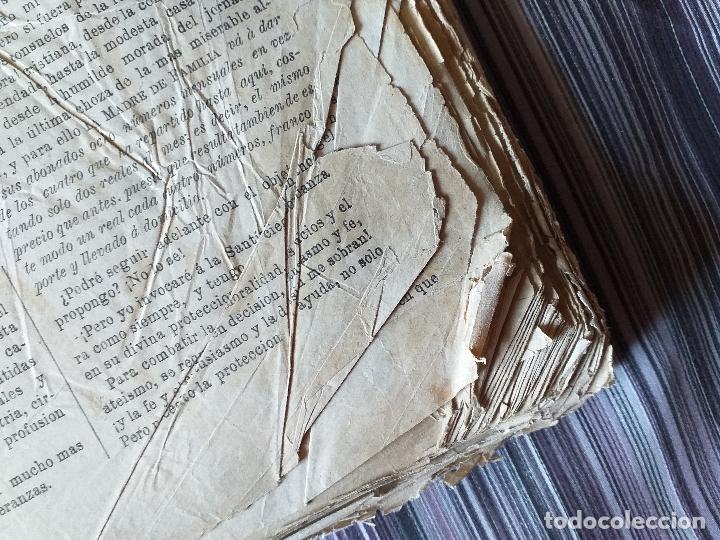 Libros antiguos: La Madre de familia. Enriqueta Lozano Vilchez, 1879. Año completo. Literatura, mujer, historia, XIX - Foto 11 - 57927374