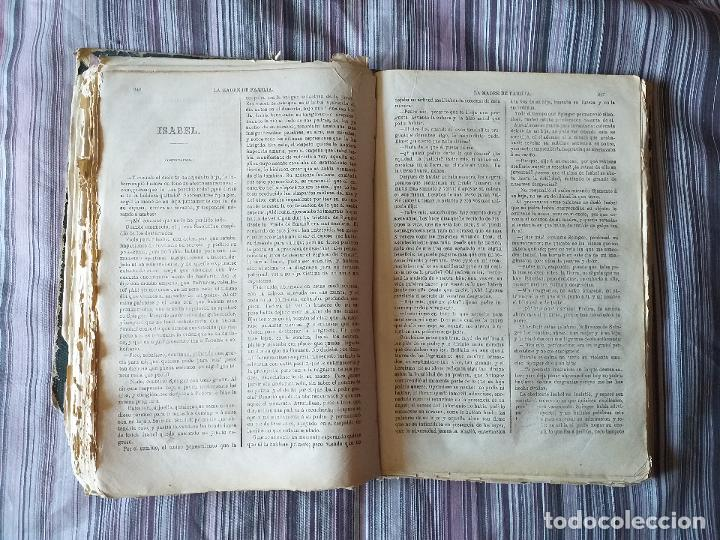 Libros antiguos: La Madre de familia. Enriqueta Lozano Vilchez, 1879. Año completo. Literatura, mujer, historia, XIX - Foto 13 - 57927374