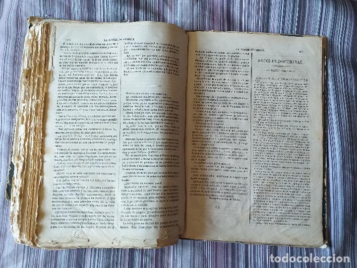 Libros antiguos: La Madre de familia. Enriqueta Lozano Vilchez, 1879. Año completo. Literatura, mujer, historia, XIX - Foto 15 - 57927374
