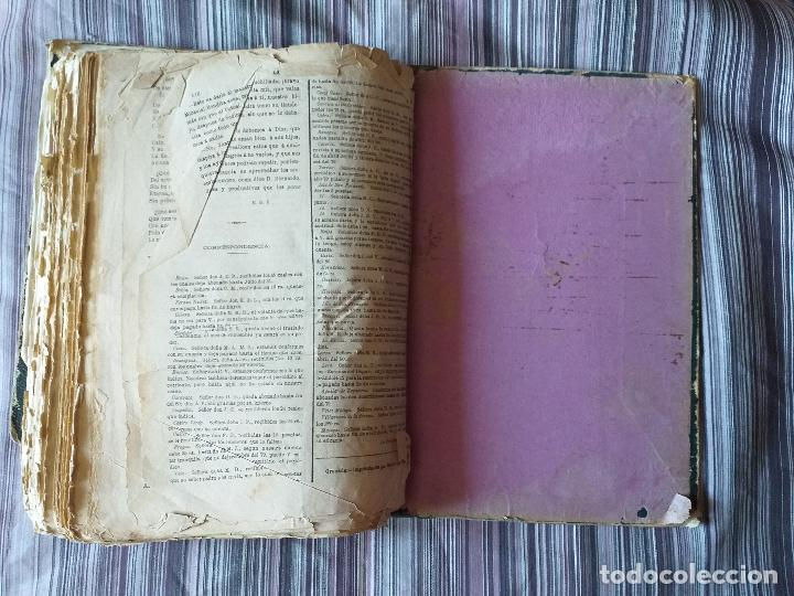 Libros antiguos: La Madre de familia. Enriqueta Lozano Vilchez, 1879. Año completo. Literatura, mujer, historia, XIX - Foto 17 - 57927374