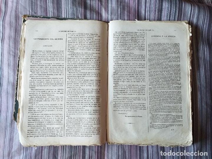Libros antiguos: La Madre de familia. Enriqueta Lozano Vilchez, 1879. Año completo. Literatura, mujer, historia, XIX - Foto 20 - 57927374