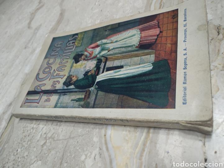 Libros antiguos: La cocina de las familias recetas de cocina primera edición 1936 Rosina farestier - Foto 4 - 206956715