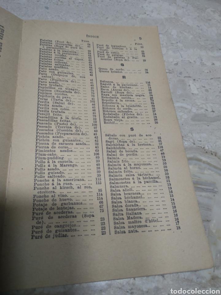 Libros antiguos: La cocina de las familias recetas de cocina primera edición 1936 Rosina farestier - Foto 6 - 206956715