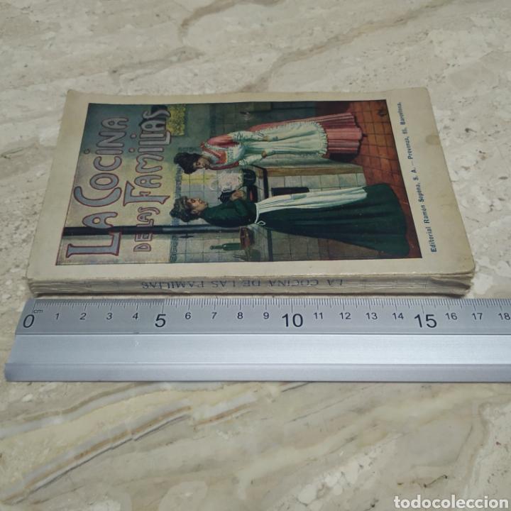 Libros antiguos: La cocina de las familias recetas de cocina primera edición 1936 Rosina farestier - Foto 8 - 206956715