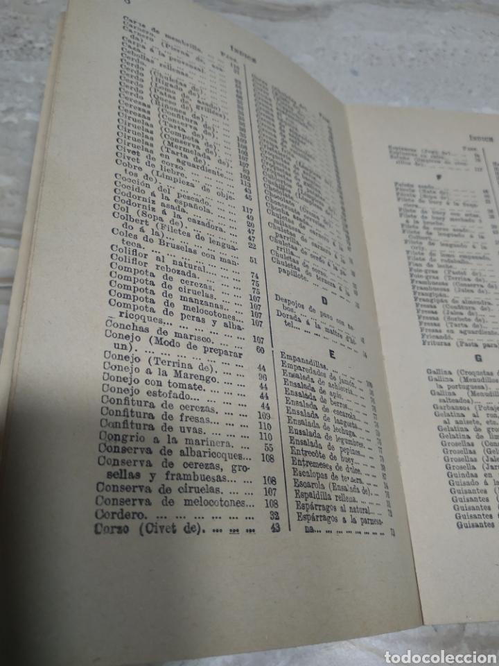 Libros antiguos: La cocina de las familias recetas de cocina primera edición 1936 Rosina farestier - Foto 11 - 206956715
