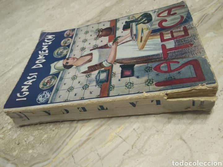 Libros antiguos: Libro de recetas de cocina la teca Ignasi domenech primera edición - Manresa - Foto 5 - 206957680