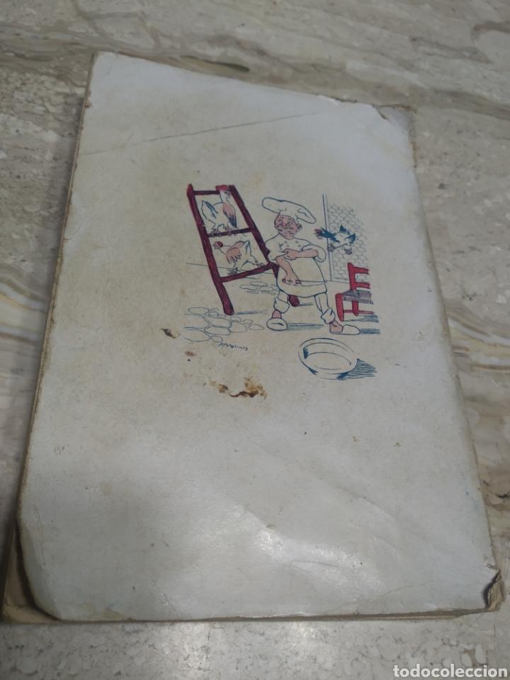 Libros antiguos: Libro de recetas de cocina la teca Ignasi domenech primera edición - Manresa - Foto 6 - 206957680