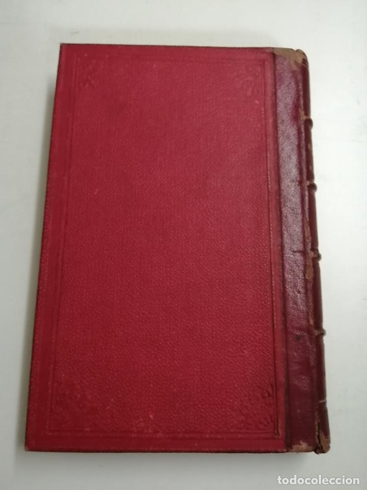 Libros antiguos: Mujeres, vidas paralelas. Concepción Gimeno de Flaquer. 1893 Madrid. Im.: Alfredo Alonso - Foto 7 - 206975023