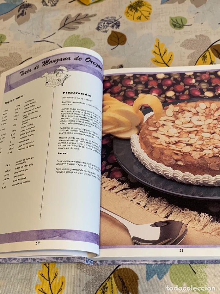 Libros antiguos: Recetas de cocina internacionales familiares favoritas. Nuevo. - Foto 3 - 206993400