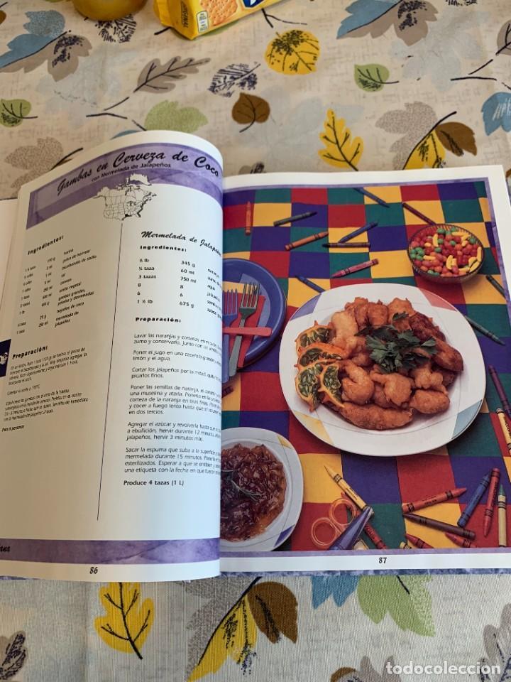 Libros antiguos: Recetas de cocina internacionales familiares favoritas. Nuevo. - Foto 4 - 206993400