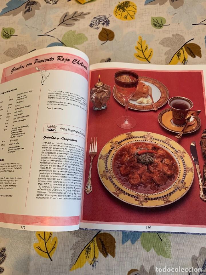 Libros antiguos: Recetas de cocina internacionales familiares favoritas. Nuevo. - Foto 6 - 206993400