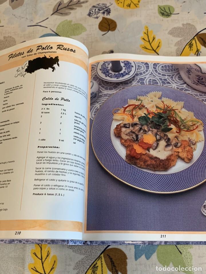 Libros antiguos: Recetas de cocina internacionales familiares favoritas. Nuevo. - Foto 7 - 206993400