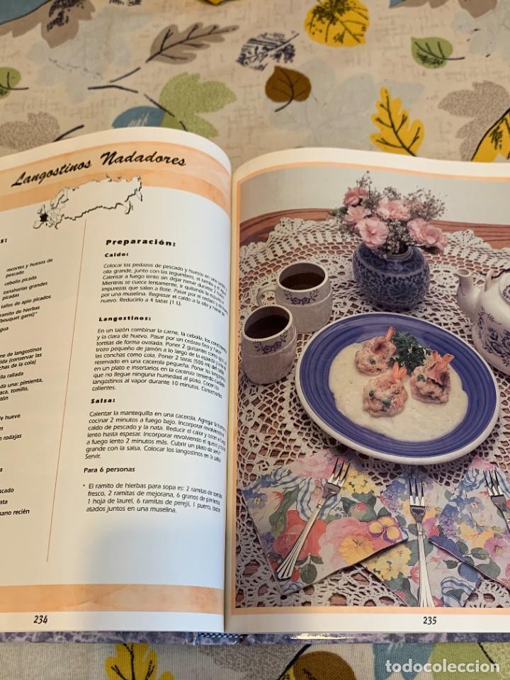 Libros antiguos: Recetas de cocina internacionales familiares favoritas. Nuevo. - Foto 8 - 206993400
