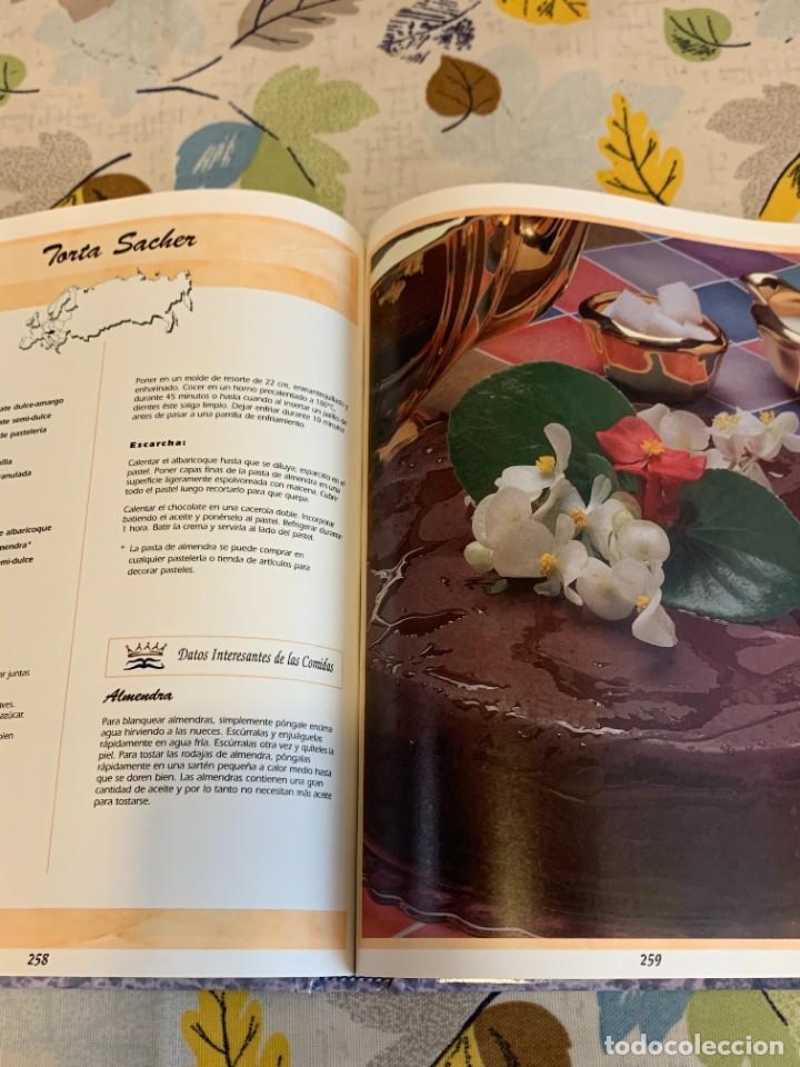 Libros antiguos: Recetas de cocina internacionales familiares favoritas. Nuevo. - Foto 9 - 206993400