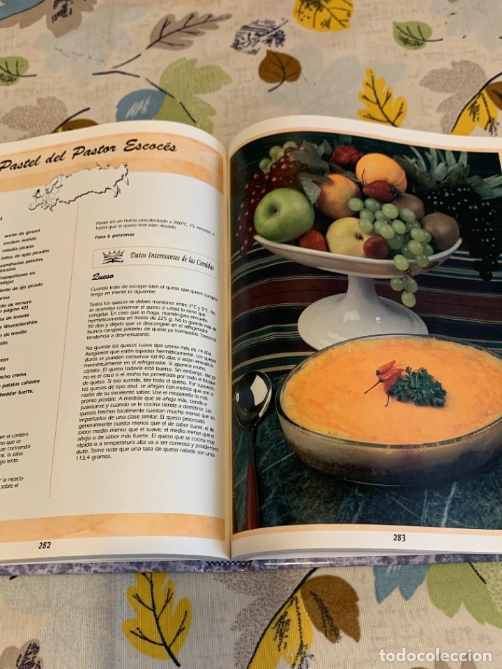 Libros antiguos: Recetas de cocina internacionales familiares favoritas. Nuevo. - Foto 10 - 206993400