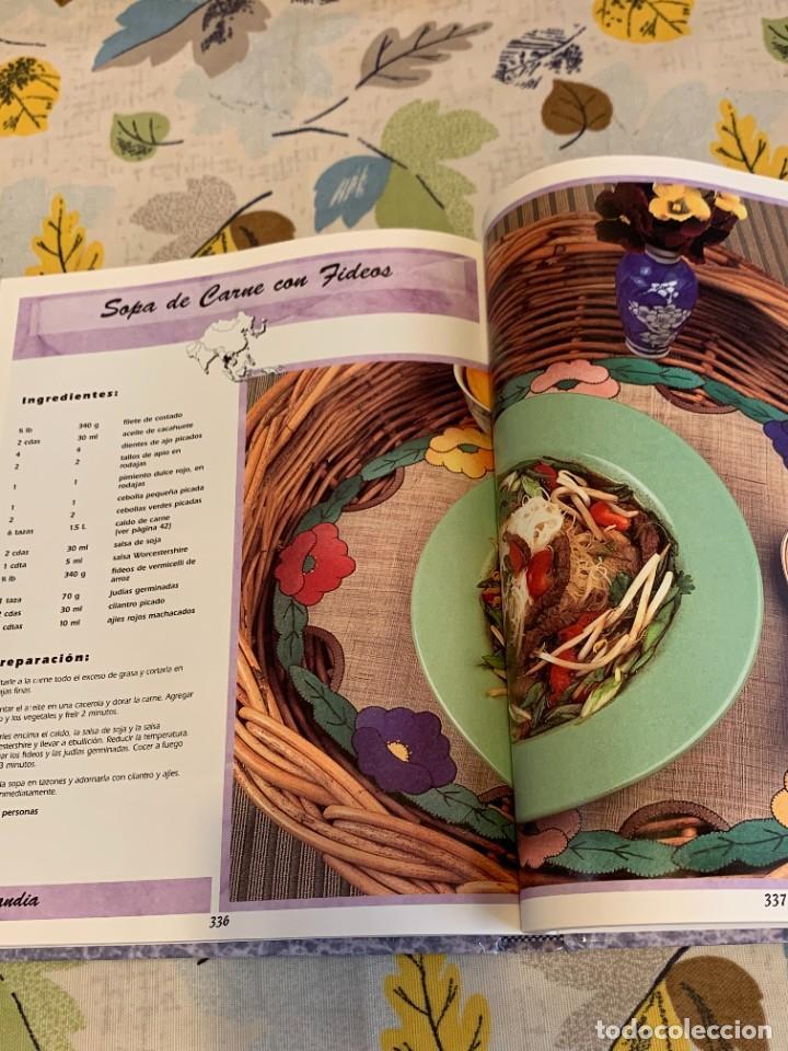 Libros antiguos: Recetas de cocina internacionales familiares favoritas. Nuevo. - Foto 11 - 206993400