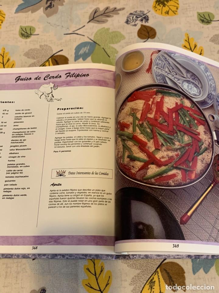 Libros antiguos: Recetas de cocina internacionales familiares favoritas. Nuevo. - Foto 12 - 206993400