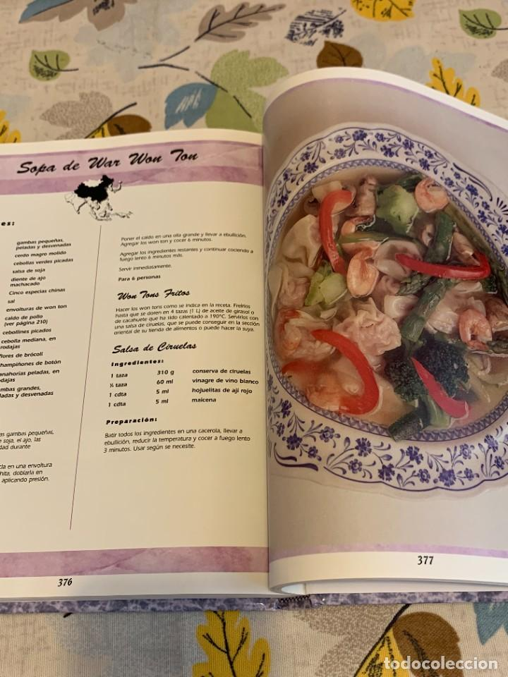 Libros antiguos: Recetas de cocina internacionales familiares favoritas. Nuevo. - Foto 13 - 206993400
