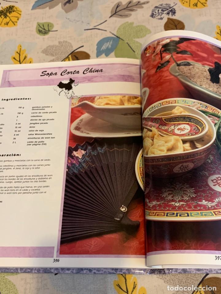 Libros antiguos: Recetas de cocina internacionales familiares favoritas. Nuevo. - Foto 14 - 206993400