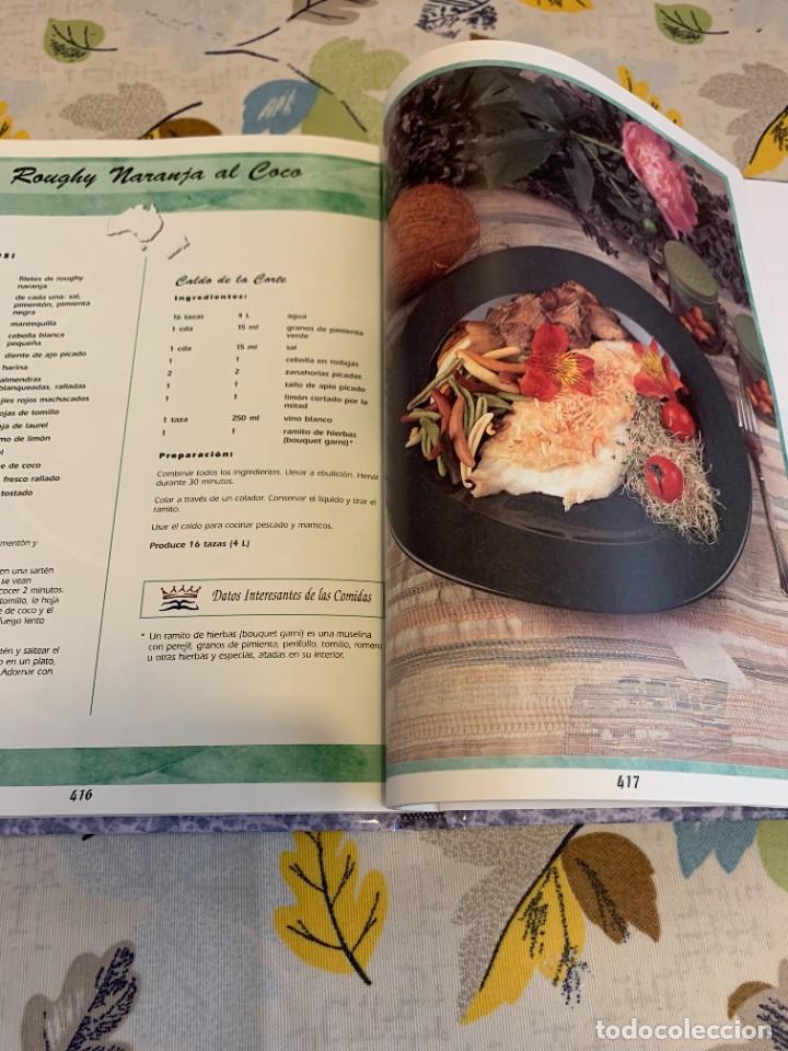 Libros antiguos: Recetas de cocina internacionales familiares favoritas. Nuevo. - Foto 15 - 206993400