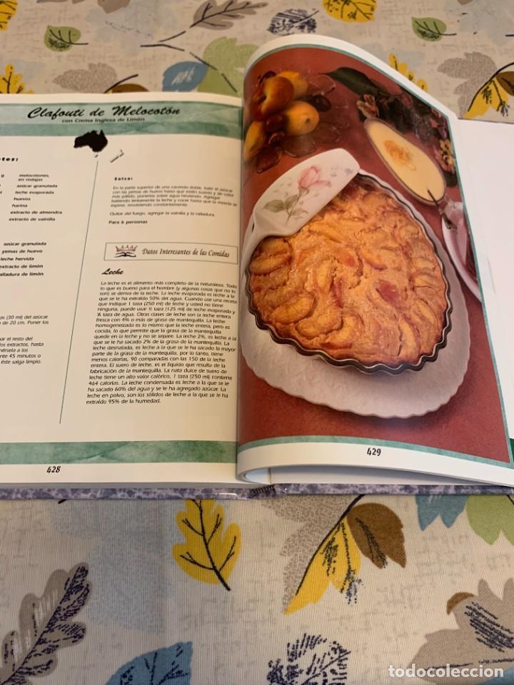 Libros antiguos: Recetas de cocina internacionales familiares favoritas. Nuevo. - Foto 16 - 206993400