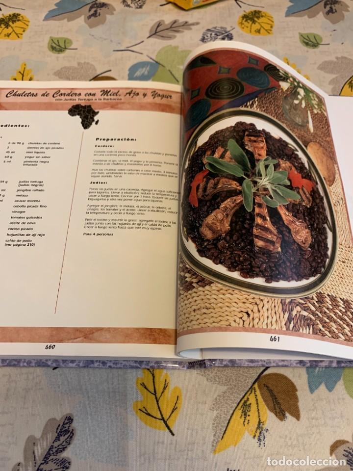 Libros antiguos: Recetas de cocina internacionales familiares favoritas. Nuevo. - Foto 17 - 206993400