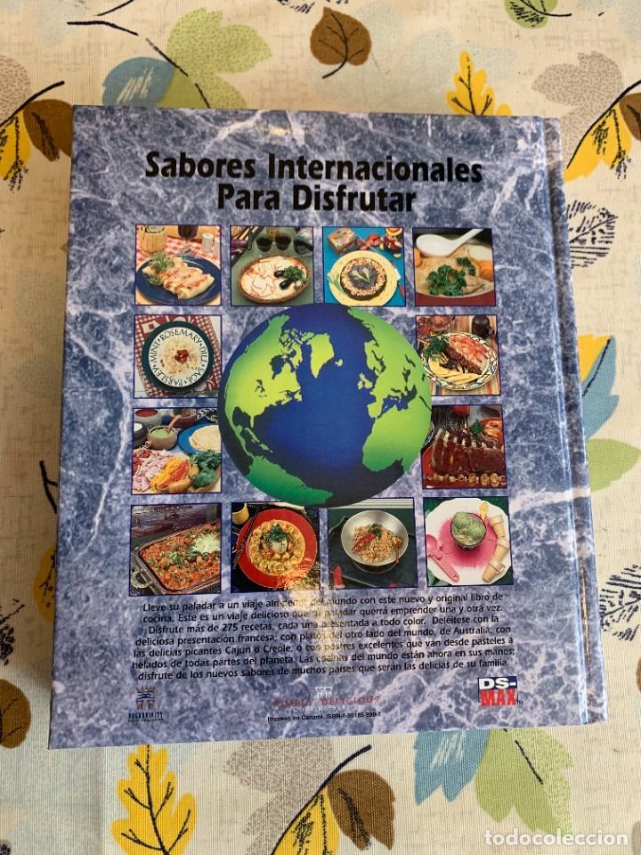 Libros antiguos: Recetas de cocina internacionales familiares favoritas. Nuevo. - Foto 24 - 206993400
