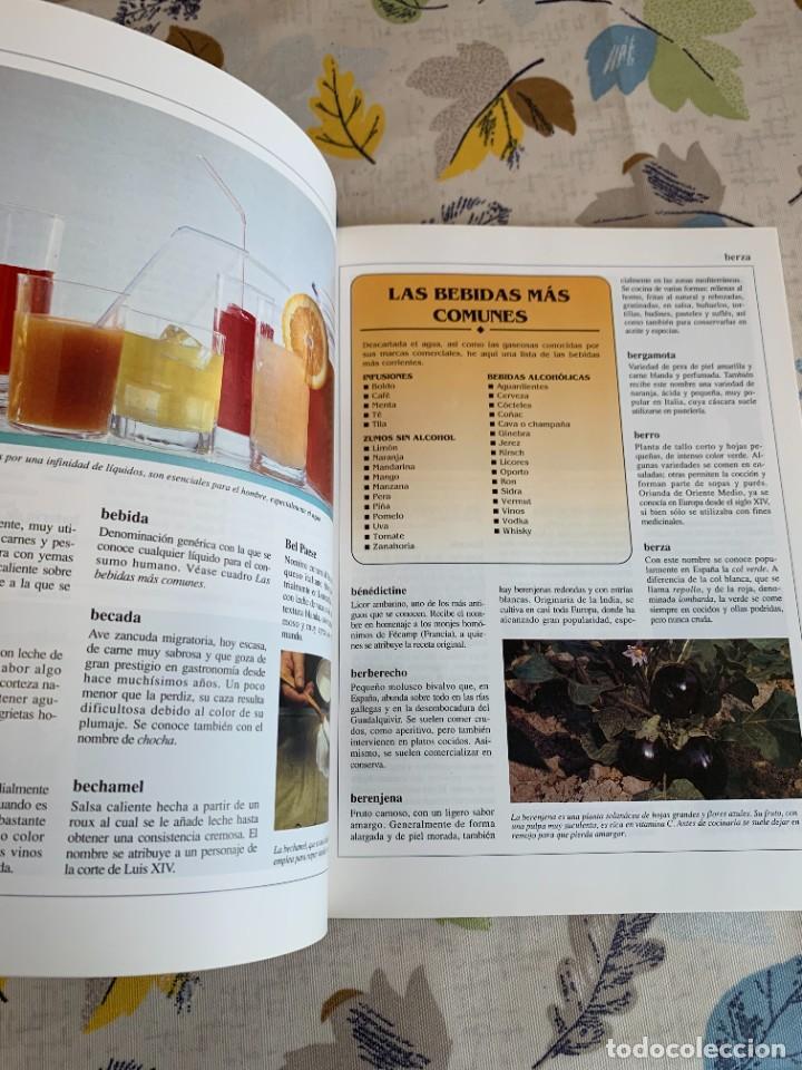 Libros antiguos: De la A a la Z en la cocina de hoy, libro nuevo editado en 1994 - Foto 4 - 206994116