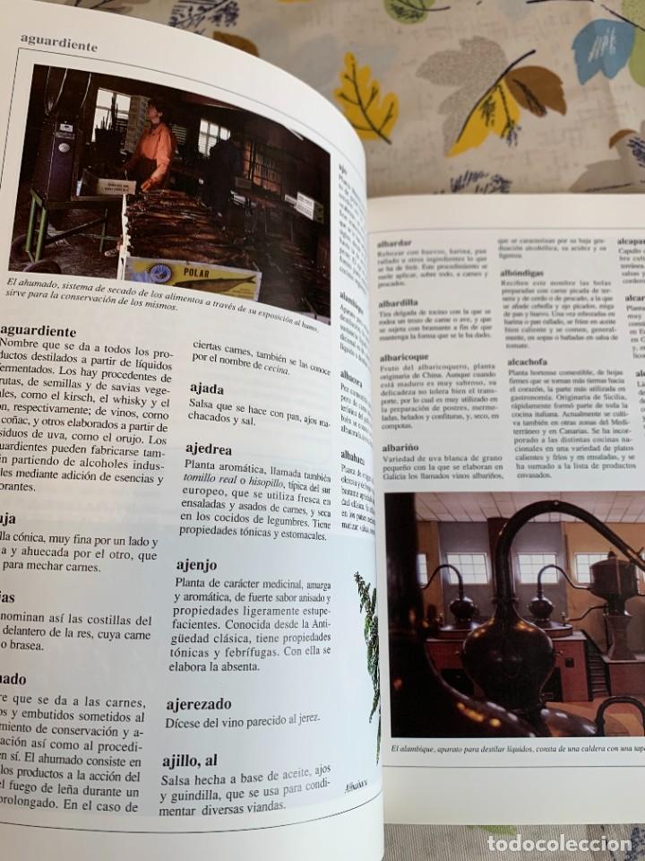 Libros antiguos: De la A a la Z en la cocina de hoy, libro nuevo editado en 1994 - Foto 6 - 206994116
