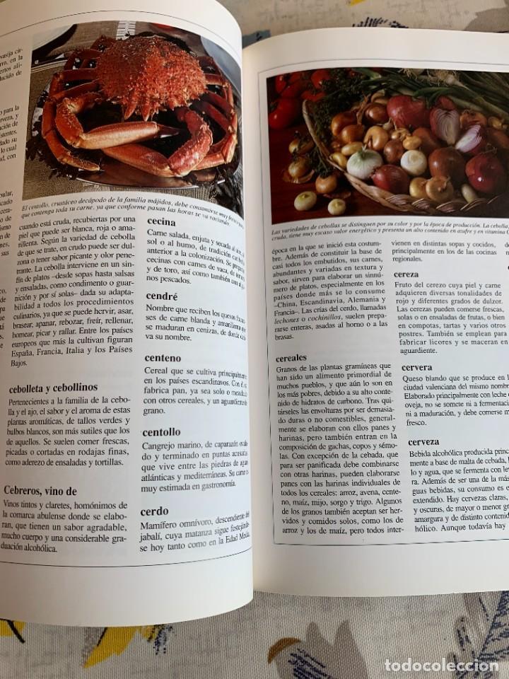Libros antiguos: De la A a la Z en la cocina de hoy, libro nuevo editado en 1994 - Foto 7 - 206994116