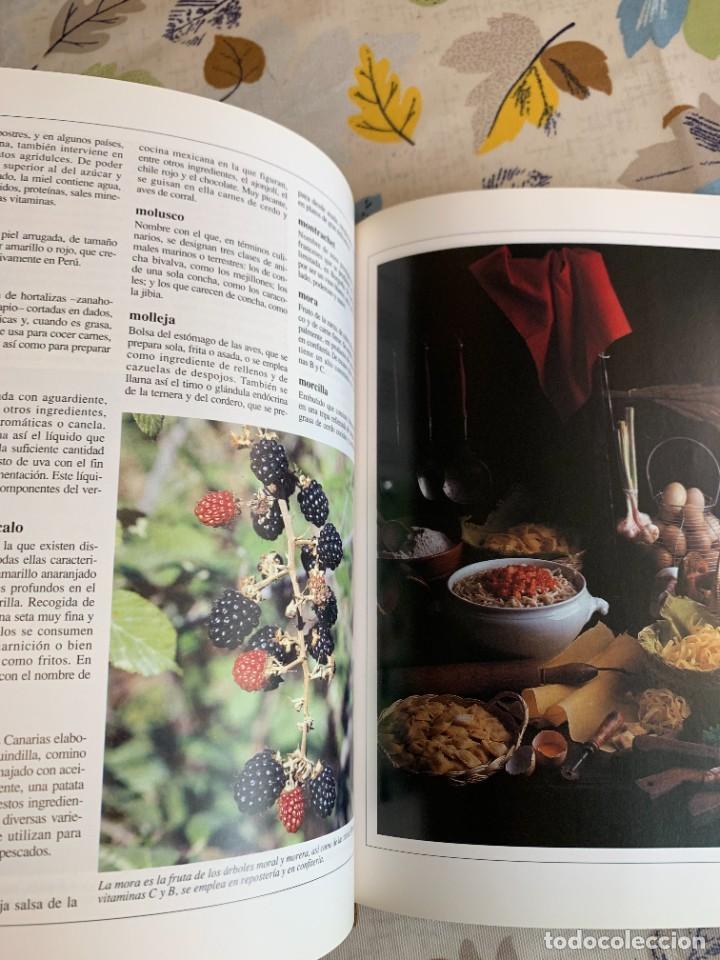 Libros antiguos: De la A a la Z en la cocina de hoy, libro nuevo editado en 1994 - Foto 8 - 206994116