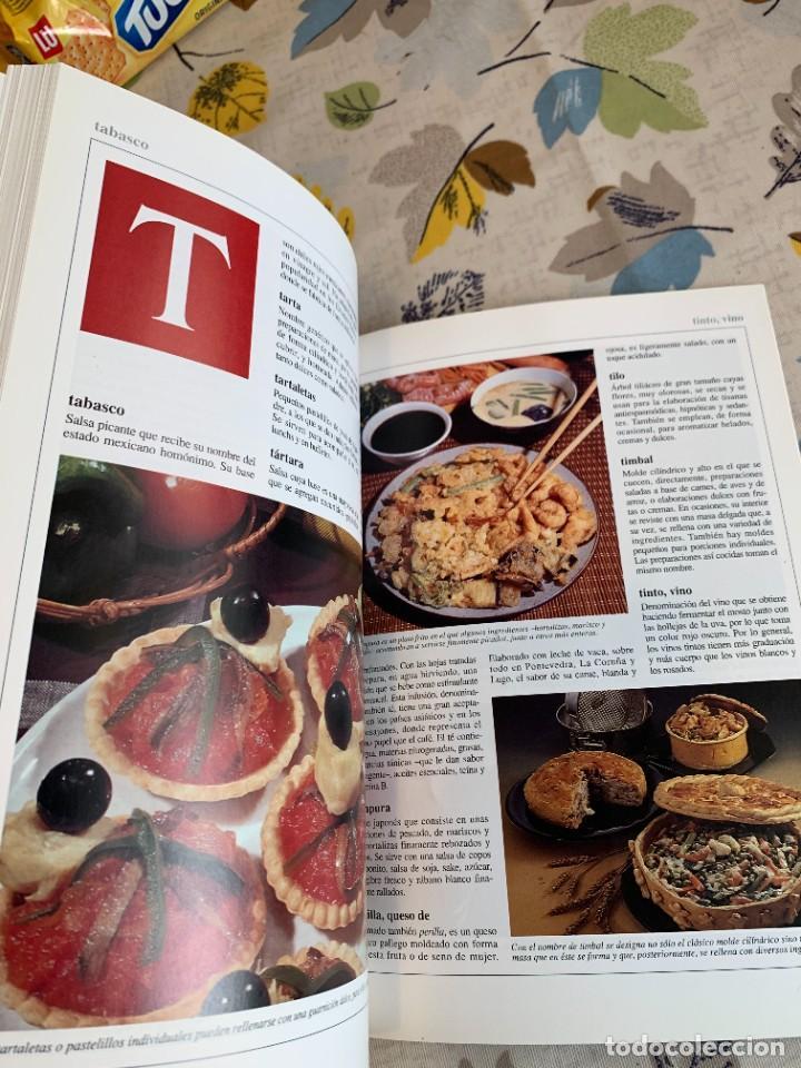 Libros antiguos: De la A a la Z en la cocina de hoy, libro nuevo editado en 1994 - Foto 9 - 206994116