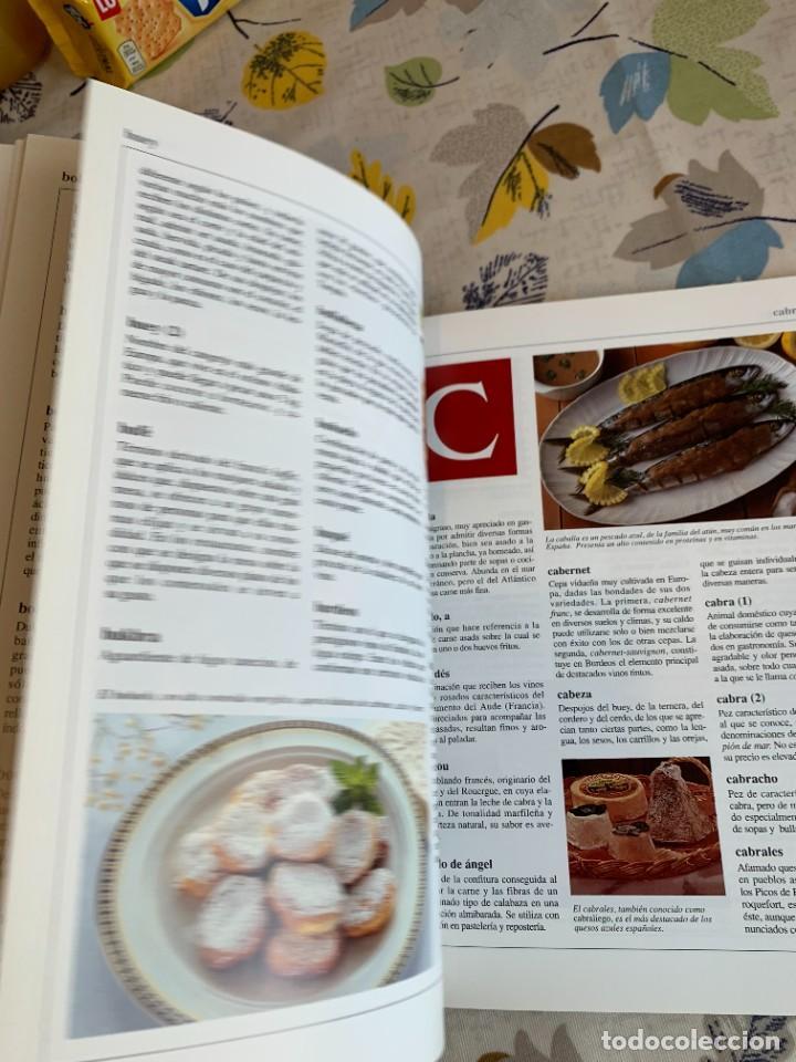 Libros antiguos: De la A a la Z en la cocina de hoy, libro nuevo editado en 1994 - Foto 11 - 206994116