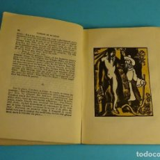 Libros antiguos: CAVELIER DE LA SALLE. M. CONSTANTINI - WEYER. XILOGRAFÍAS A COLOR POR GÉRARD COCHET. Lote 207096428