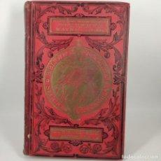 Livres anciens: LIBRO - EN TIERRA Y EN MAR AVENTURAS MARAVILLOSAS OBRAS COMPLETAS MAYNE REID TOMO 4 - 1904 / Nº12796. Lote 207096951