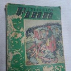 Libros antiguos: NARRACIONES ESCOLARES, LA DIOSA DE LAS AVENTURAS. ED. LIBRERÍA RELIGIOSA, VER FOTOS. Lote 207100481